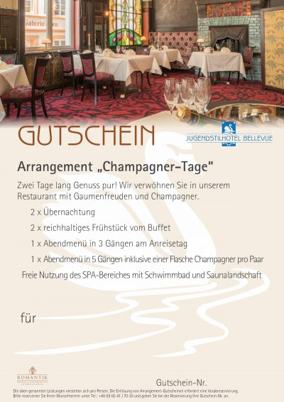 Champagner-Tage